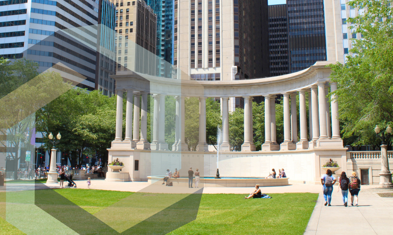 7 Spots You Can Visit This Month in Millennium Park